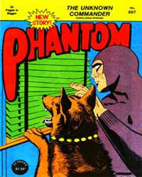 The Phantom: The Unknown Commander Part ... Volume Issue 897 by Falk, Lee