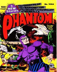 The Phantom: The Ghost Pilot, The Marion... Volume Issue 958 by Falk, Lee