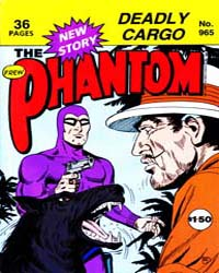 The Phantom: Deadly Cargo: Issue 965 Volume Issue 965 by Falk, Lee