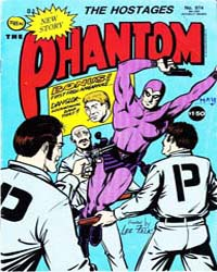 The Phantom: The Hostages: Issue 974 Volume Issue 974 by Falk, Lee