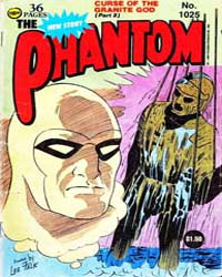 The Phantom: Curse of the Granite God Pa... Volume Issue 1025 by Falk, Lee