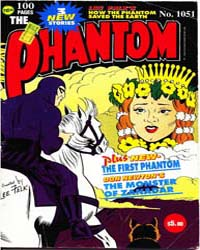 The Phantom: The First Phantom: Issue 10... by Falk, Lee
