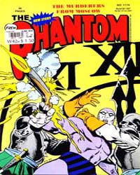 The Phantom: The Murders from Moscow: Is... Volume Issue 1174 by Falk, Lee