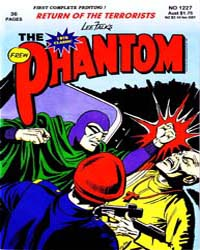 The Phantom: The Return of the Terrorist... Volume Issue 1227 by Falk, Lee