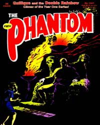 The Phantom: Phantom Year One: Gullique ... by Falk, Lee