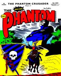 The Phantom: The Phantom Crusader: Issue... Volume Issue 1484 by Falk, Lee