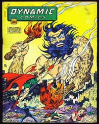 Dynamic Comics : Issue 20 Volume Issue 20 by Harry A Chesler Comics
