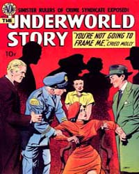 Underworld Story by Avon Comics