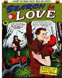 Search for Love: Issue 2 Volume Issue 2 by American Comics Group/Acg