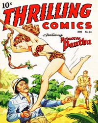 Thrilling Comics: Issue 66 Volume Issue 66 by Standard Comics