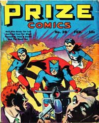 Prize Comics: Issue 39 Volume Issue 39 by Prize Comics Group
