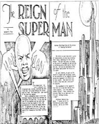 Reign of the Superman by Superman