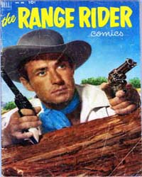 Dell Four Color : Range Rider : Issue 40... Volume Issue 404 by Dell Comics