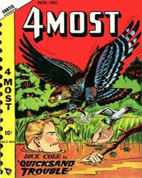 4 Most : Vol. 7, Issue 6 Volume Vol. 7, Issue 6 by Novelty Press