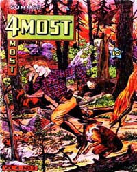 4 Most : Vol. 4, Issue 3 Volume Vol. 4, Issue 3 by Novelty Press