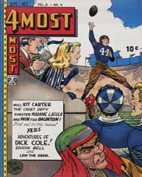 4 Most : Vol. 6, Issue 4 Volume Vol. 6, Issue 4 by Novelty Press