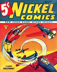 Nickel Comics: Issue 2 Volume Issue 2 by Fawcett Magazine