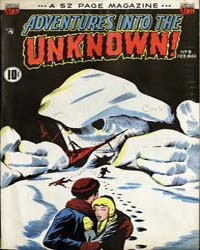 Adventures into the Unknown : Issue 9 Volume Issue 9 by American Comics Group/Acg