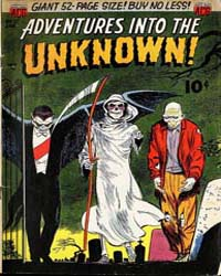 Adventures into the Unknown : Issue 27 Volume Issue 27 by American Comics Group/Acg