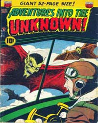 Adventures into the Unknown : Issue 31 Volume Issue 31 by American Comics Group/Acg