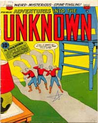 Adventures into the Unknown : Issue 60 Volume Issue 60 by American Comics Group/Acg