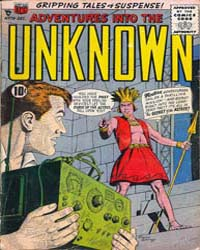 Adventures into the Unknown : Issue 79 Volume Issue 79 by American Comics Group/Acg