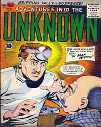 Adventures into the Unknown : Issue 80 Volume Issue 80 by American Comics Group/Acg