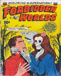 Forbidden Worlds : Issue 24 Volume Issue 24 by American Comics Group/Acg