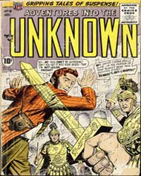 Adventures into the Unknown : Issue 78 Volume Issue 78 by American Comics Group/Acg