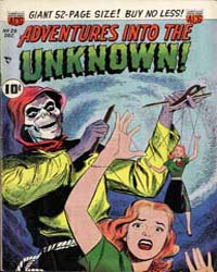 Adventures into the Unknown : Issue 26 Volume Issue 26 by American Comics Group/Acg