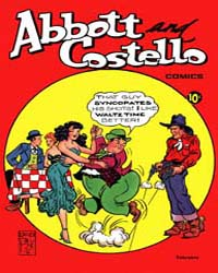 Abbott and Costello Comics : Issue 12 Volume Issue 12 by St. John Publications