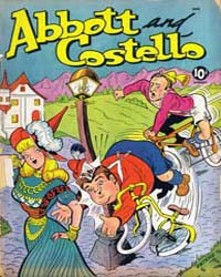 Abbott and Costello Comics : Issue 10 Volume Issue 10 by St. John Publications
