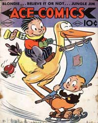 Ace Comics : Issue 22 Volume Issue 22 by King Features