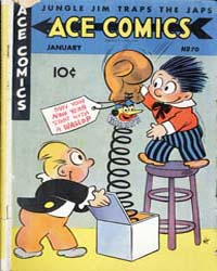 Ace Comics : Issue 70 Volume Issue 70 by King Features