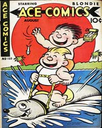 Ace Comics : Issue 125 Volume Issue 125 by King Features