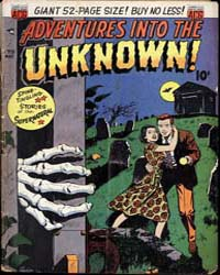 Adventures into the Unknown : Issue 19 Volume Issue 19 by American Comics Group/Acg
