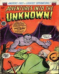Adventures into the Unknown : Issue 45 Volume Issue 45 by American Comics Group/Acg