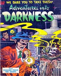 Adventures into Darkness : Issue 11 Volume Issue 11 by Better/Nedor/Standard/Pines Publications