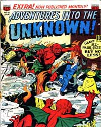 Adventures into the Unknown : Issue 15 Volume Issue 15 by American Comics Group/Acg