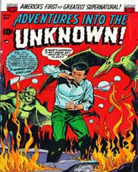 Adventures into the Unknown : Issue 43 Volume Issue 43 by American Comics Group/Acg