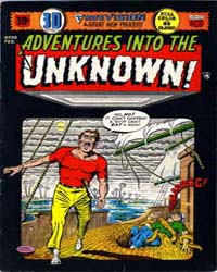 Adventures into the Unknown : Issue 52 Volume Issue 52 by American Comics Group/Acg