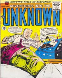 Adventures into the Unknown : Issue 85 Volume Issue 85 by American Comics Group/Acg