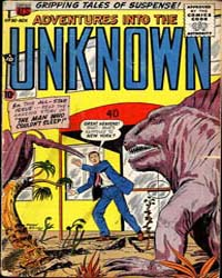 Adventures into the Unknown : Issue 90 Volume Issue 90 by American Comics Group/Acg
