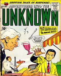 Adventures into the Unknown : Issue 97 Volume Issue 97 by American Comics Group/Acg
