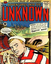 Adventures into the Unknown : Issue 70 Volume Issue 70 by American Comics Group/Acg