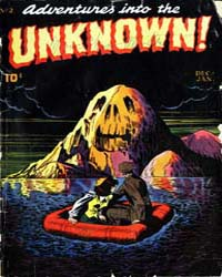 Adventures into the Unknown : Issue 2 Volume Issue 2 by American Comics Group/Acg
