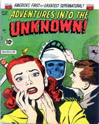 Adventures into the Unknown : Issue 35 Volume Issue 35 by American Comics Group/Acg