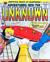 Adventures into the Unknown : Issue 96 Volume Issue 96 by American Comics Group/Acg
