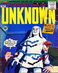 Adventures into the Unknown : Issue 102 Volume Issue 102 by American Comics Group/Acg