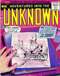 Adventures into the Unknown : Issue 104 Volume Issue 104 by American Comics Group/Acg